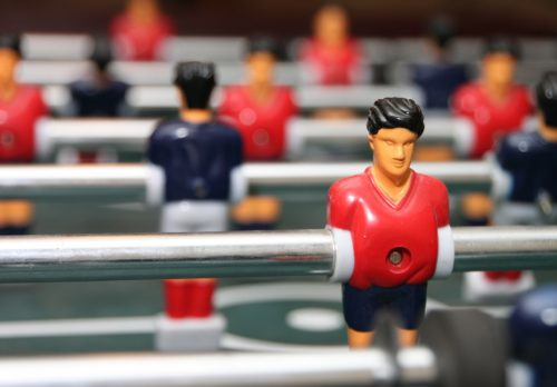 Mook News - Table Football
