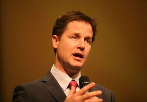Mook News - Nick Clegg