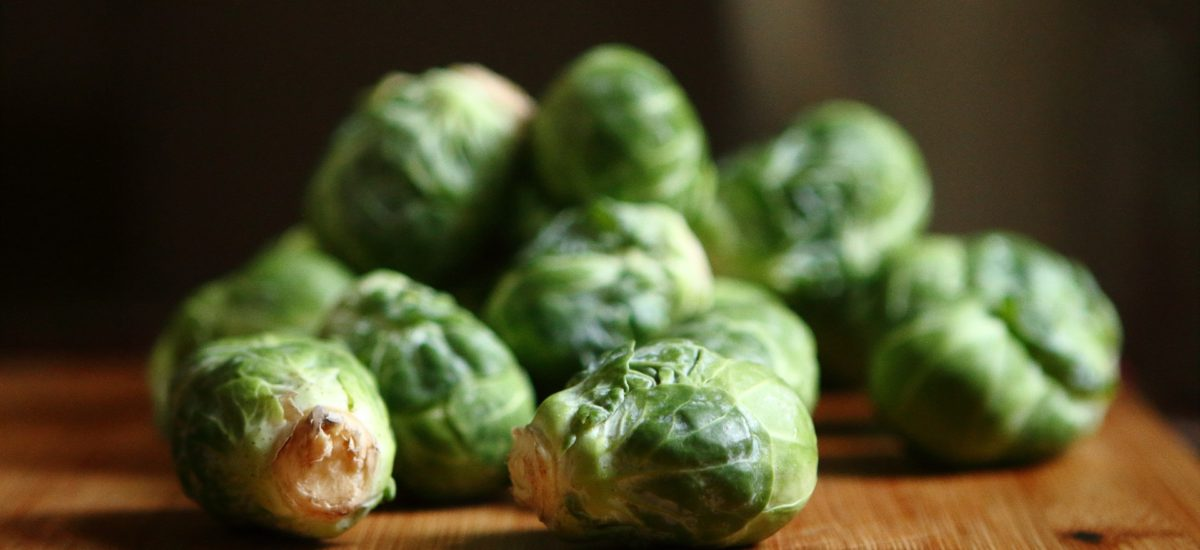 Mook News - Brussels Sprouts