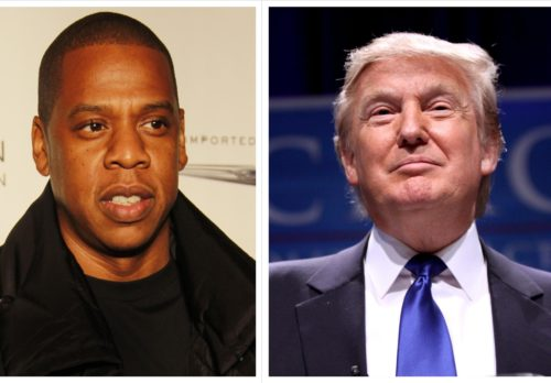 Mook News - Jay-Z & Donald Trump