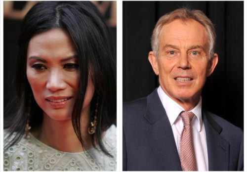 Mook News - Tony Blair & Wendi Deng