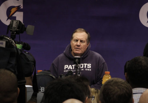 Mook News - Bill Belichick