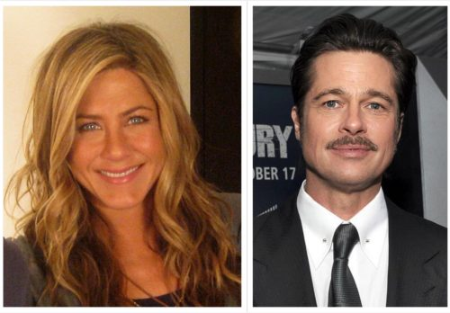 Mook News - Brad Pitt & Jennifer Aniston