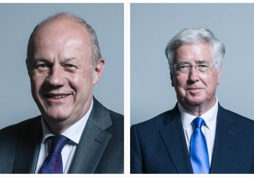 Mook News - Damian Green & Michael Fallon
