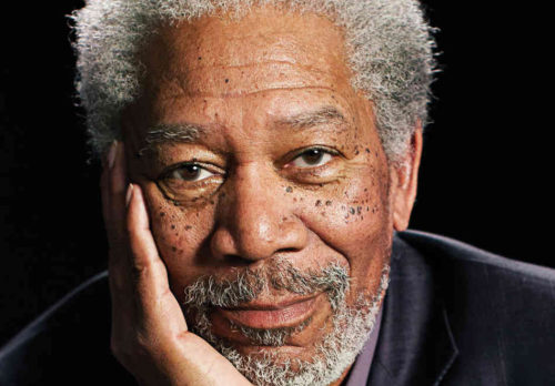Mook News - Morgan Freeman