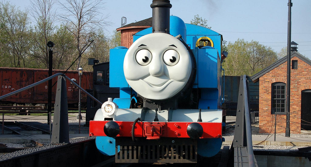 Mook News - Thomas The Tank Engine