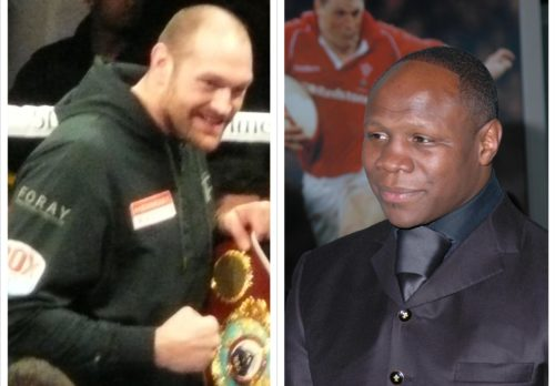 Mook News - Chris Eubank & Tyson Fury
