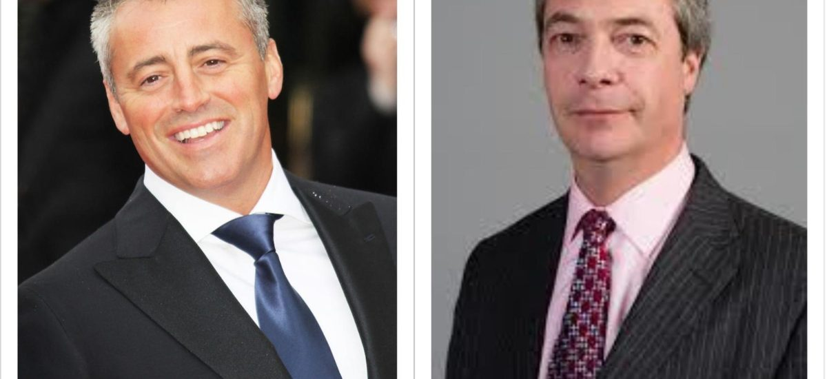 Mook News - Nigel Farage & Matt LeBlanc